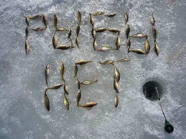 Где бурить лунки на зимней рыбалке — Советы новичкам