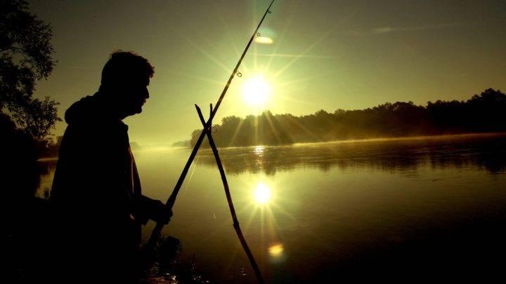 Рыбалка в начале лета