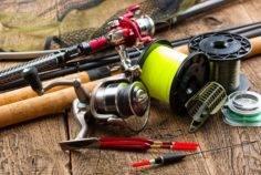 Виды рыболовных снастей