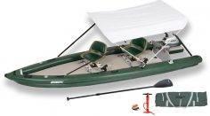 Как правильно выбрать надувную лодку для рыбалки